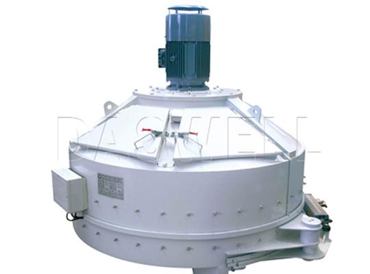 Mezcladora planetaria de eje vertical se utiliza mejorar el concreto