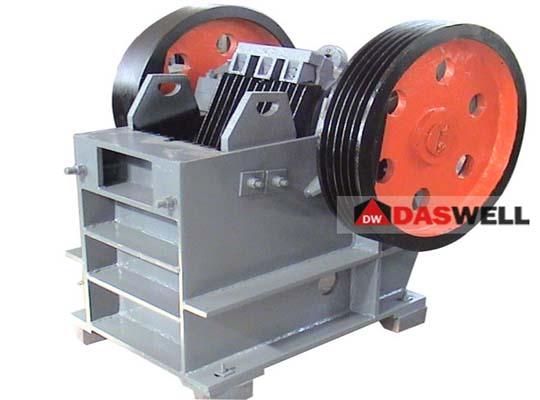 Mandíbila trituradora es adecuada la trituración primaria de piedra