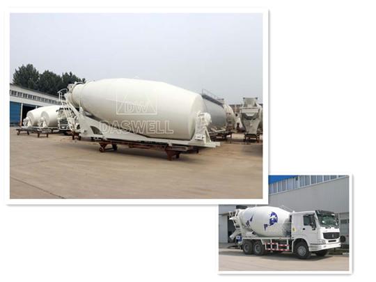 Vendemos olla revolvedora para camión de concreto