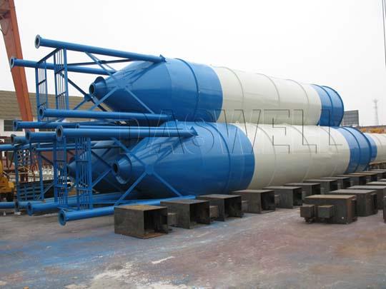Silo certical de cemento puede almanecer de cemento a granel