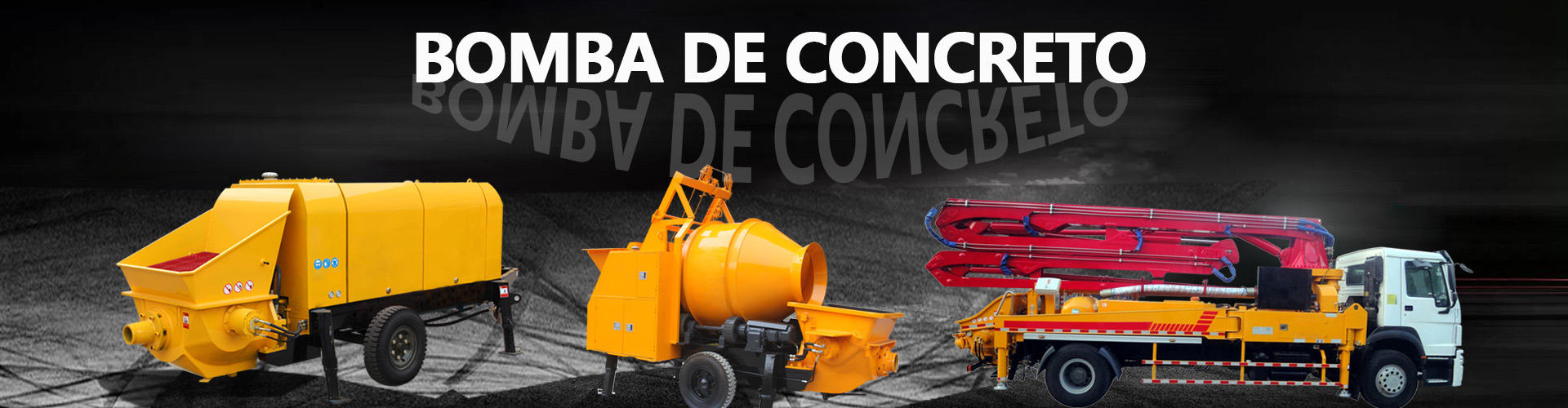 Bombas De Concreto Confiables