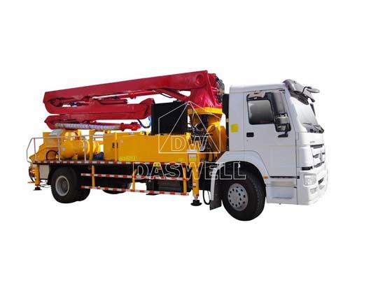 Ofrecemos camión bombeo de hormigón