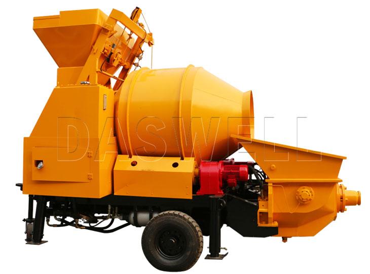 DASWELL fabrica mezcladora de concreto tambor