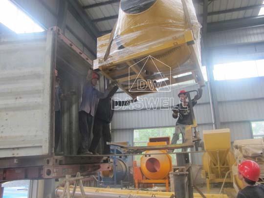 Vendemos mezcladora concreto en Colombia