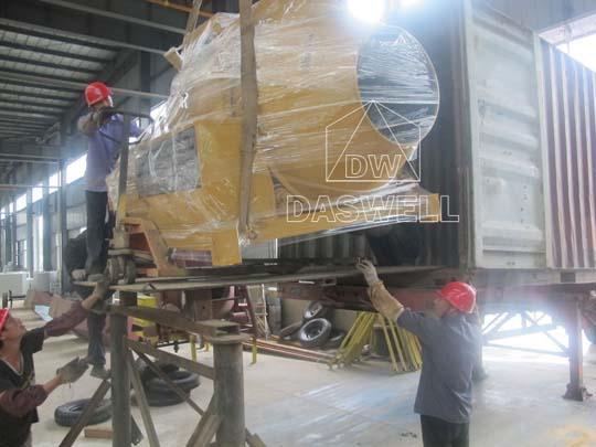 Vendemos mezcladora concreto en México