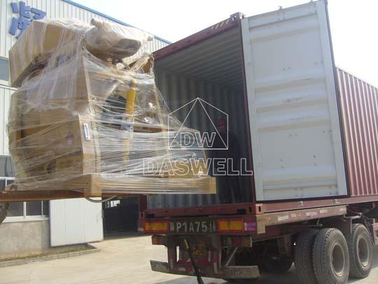 Vendemos mezcladora concreto en Ecuador