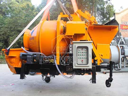 Fabricamos mezcladora de concreto tampor