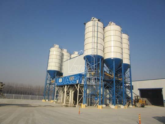 Vendemos silos verticales para cemento