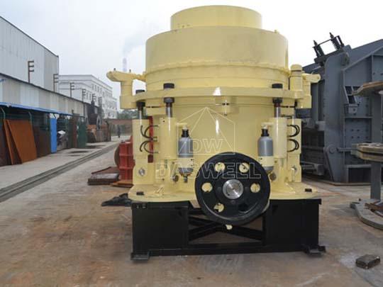 Exportamos las trituradoras cónicas hidráulicas al México, Perú, Chile